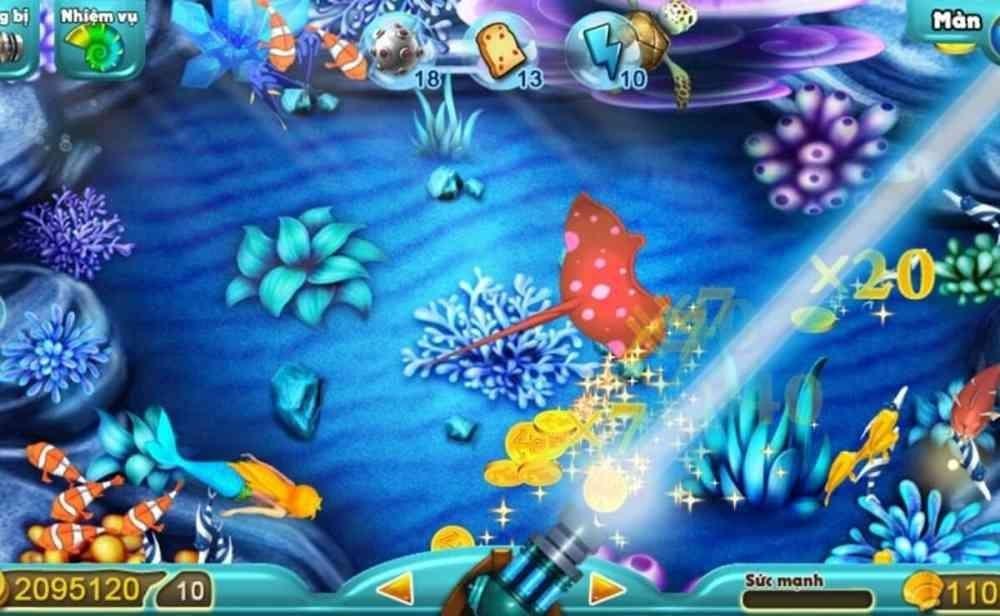 Mẹo chơi bắn cá Sin88